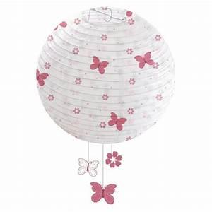 Boule Papier Luminaire : lustre boule papier ~ Teatrodelosmanantiales.com Idées de Décoration