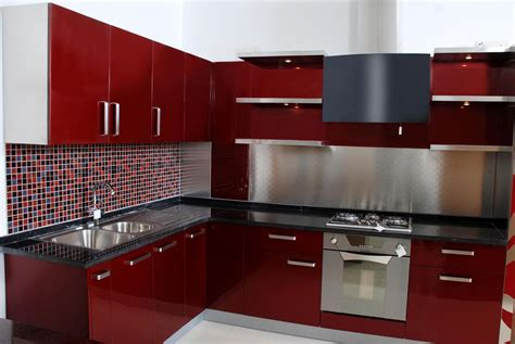 kitchen furniture india stainless steel modular kitchen