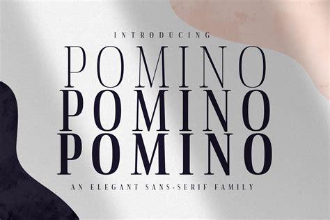 Pomino - Modern Serif Font Family   Stunning Serif Fonts ...