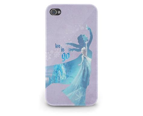 iphone 5s frozen elsa quote frozen disney princess cover iphone