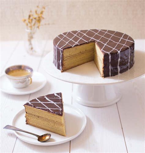 cuisine en allemand schichttorte gâteau à 20 couches allemand les