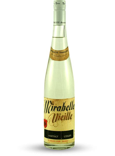 mirabelle vieille eau de vie spirits collection