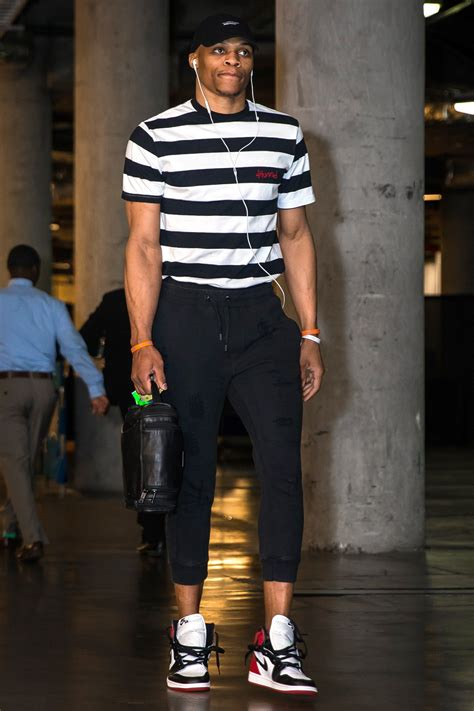 Russell Westbrook Fashion Line Fashion Slap
