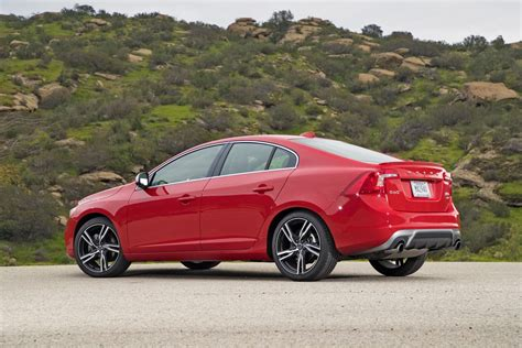 volvo s60 r design 2017 volvo s60 t6 r design test review