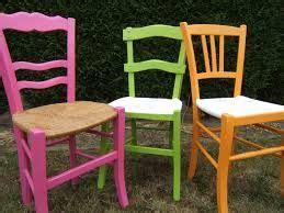 repeindre des chaises en bois et paille r 233 sultat de recherche d images pour quot peindre chaises bois paille quot id 233 e cuisine