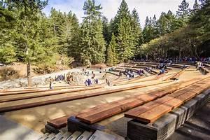 UC Santa Cruz, Upper Quarry Amphitheater Renovation ...