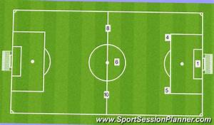 Football  Soccer  6v6 Playing Out From The Back  Tactical