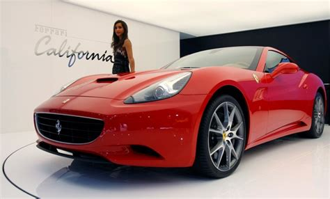 Used ferrari premium / super cars. Rs 3.45-cr Ferrari California T returns to India - Rediff.com Business