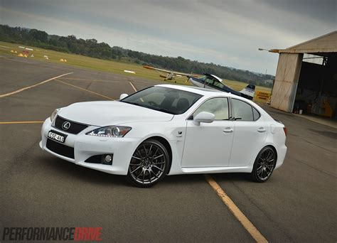 lexus white isf v polestar aussie review lexus f club lexus is f