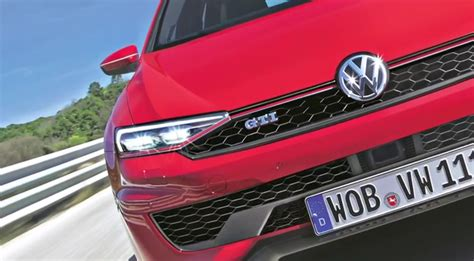 2019 Vw Golf Gti Will Have Three Power Stages And Up To