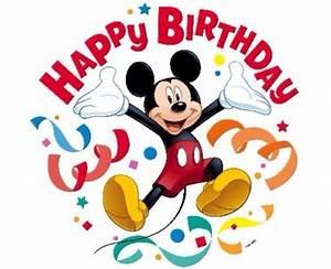 Mickey Mouse Geburtstag : pin by bettina austin on mickey pinterest gl ckw nsche geburtstag geburtstag bilder and ~ Orissabook.com Haus und Dekorationen