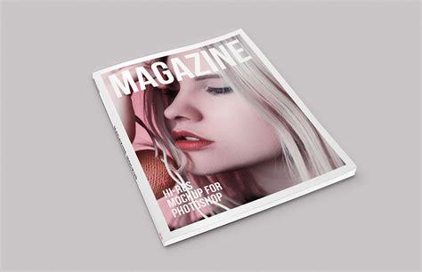Magazine Mockup Isometric Magazine Mockup Medialoot