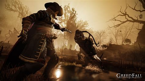 greedfall rpg spoken language