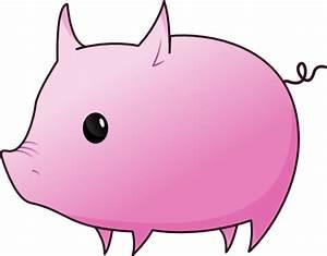 Pig 16 Clip Art at Clker.com - vector clip art online ...