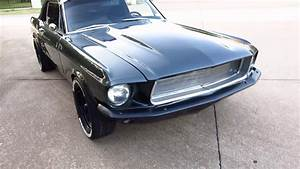 1967 Mustang  Small Block  4 Wheel Disc Brakes  A  C  Lots