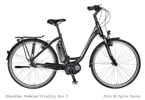 e bike stiftung warentest stellungnahme cycle union zum stiftung warentest