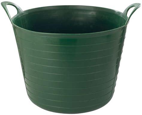 b and q tub large green flexi tub departments diy at b q