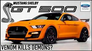 2020 Shelby GT500: NEW SECRETS REVEALED (Everything We Know) - YouTube