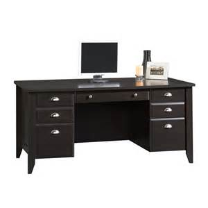 shoal creek executive desk by sauder