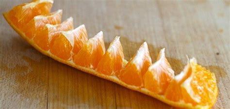 Hacks Orange by 20 Mind Blowing Fruit Hacks Everyone Should