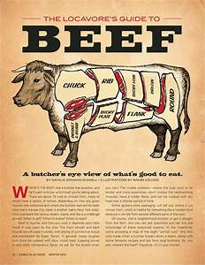 Locavores Guide To Beef