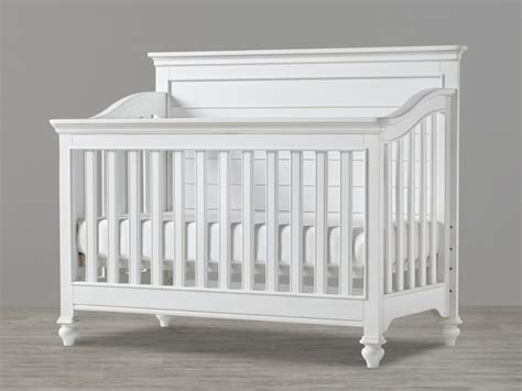 All American White Classic Convertible Crib, Twinkle