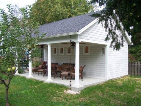 garage bay to porch conversion homebuilding