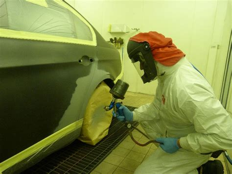 Panel Beating And Spray Painting Apprenticeship