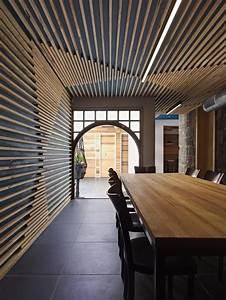 Wood, Slats, Walls, Home, Design, -, Decoratorist