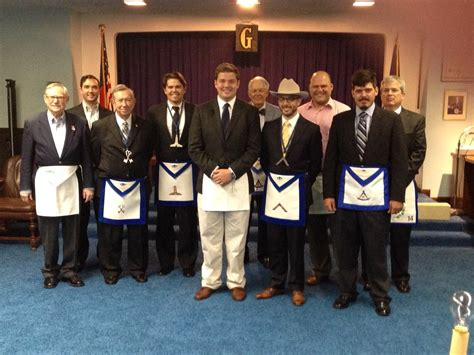 hillcrest lodges newest master mason dallas freemasonry