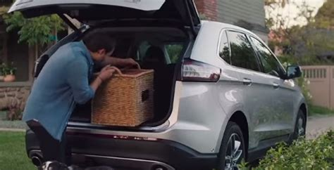 ford edge commercial song man making surprise  wife