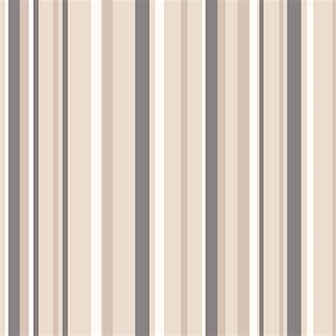 beige  white striped wallpaper gallery