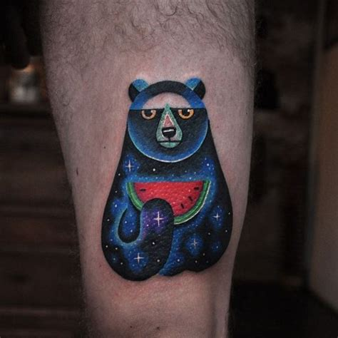 david cotes beautifully surreal tattoos neatorama