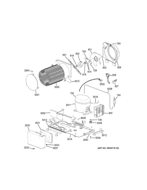 ge zirsnnblh refrigerator parts sears partsdirect