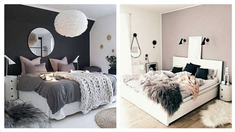 cozy teenage bedroom ideas  color theme modern bed