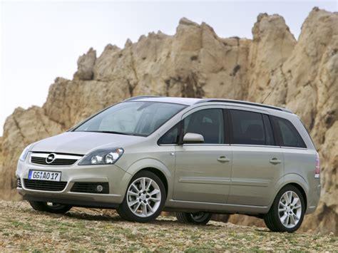 Opel Zafira Specs by Opel Zafira Specs Photos 2006 2007 2008 Autoevolution