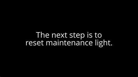 how to reset maintenance light on 2007 toyota camry how to reset maintenance light for the 2003 2008 toyota