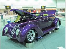 1939 Ford Convertible contender for Ridler as a Great 8
