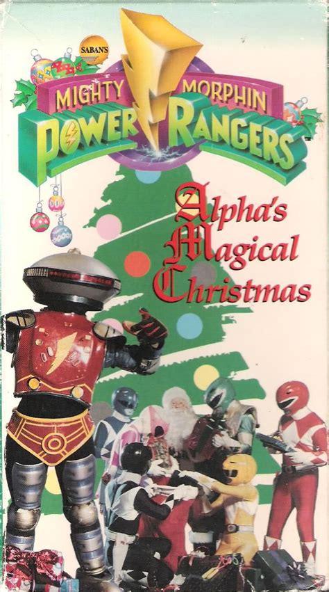 alpha 39 s magical christmas rangerwiki fandom powered by wikia