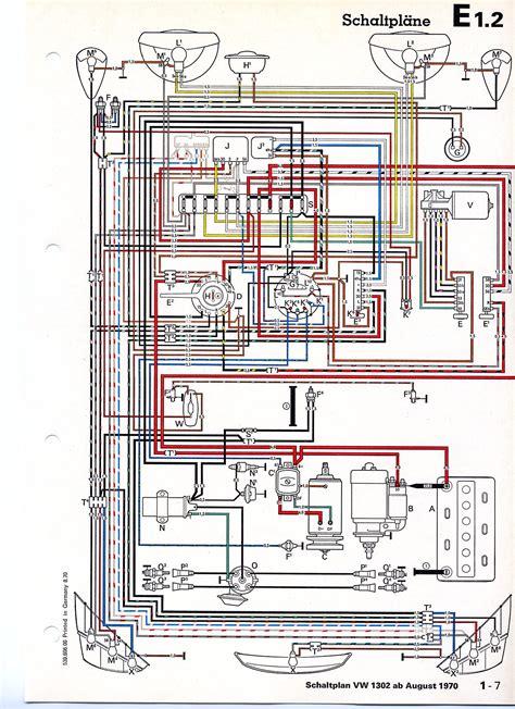volkswagen beetle wiring diagram volkswagen get