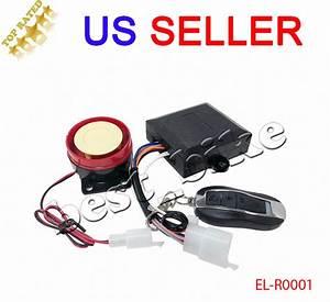 Remote Alarm Kill Start Switch 50 70 90 110 125 135 Cc Atv
