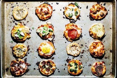 mini cuisine mini no knead pizzas i am a food i am a food