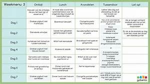 Dieet recepten lunch