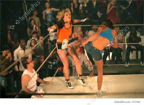 female fight  rules stock photo   featurepics