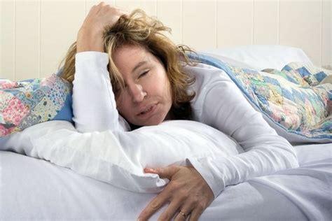 Schlafstörungen 9 Häufige Ursachen, Die Frauen Um Die