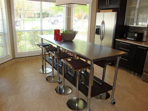 kitchen island prep table kitchen island table we ve had this for a few years and 5139