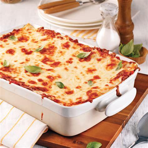 recette de tf1 cuisine lasagne sauce bolognaise aux chignons recettes