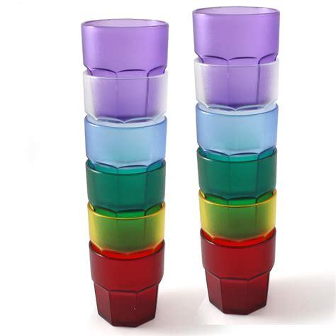bicchieri in policarbonato prezzi bicchieri in policarbonato ottagonale sei pezzi 216 7 7xh8 3