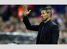 Atletico Madrid coach Diego Simeone faces eight match ban