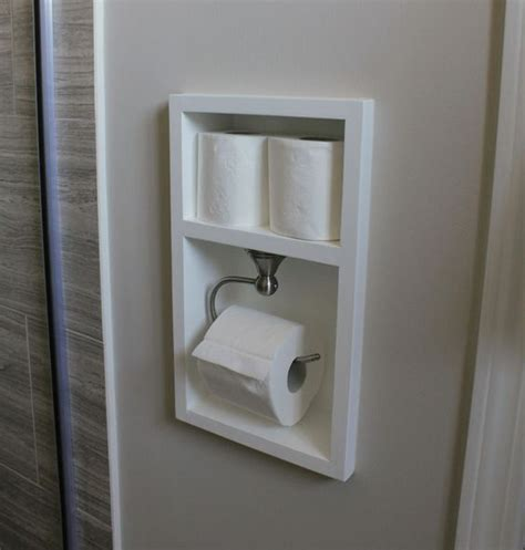 space saving bathrooms excellent space saving idea for a small bathroom custom toilet paper holder my future